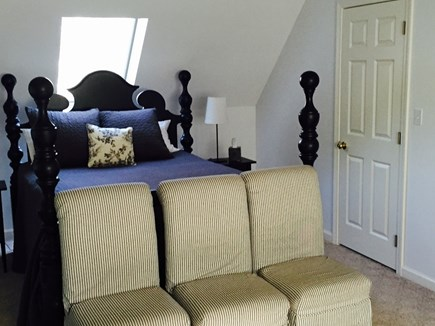 Vineyard Haven, Tisbury Martha's Vineyard vacation rental - Another view of the second floor queen bedroom
