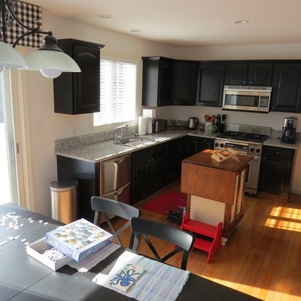 Vineyard Haven, Tisbury Martha's Vineyard vacation rental - Kitchen and dining room