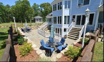 Oak Bluffs Martha's Vineyard vacation rental - Outdoor Seating  front yard