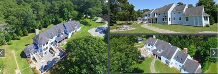 Oak Bluffs Martha's Vineyard vacation rental - Aerial view of property