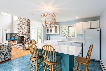 Oak Bluffs Martha's Vineyard vacation rental - 2nd kitchen/ great room