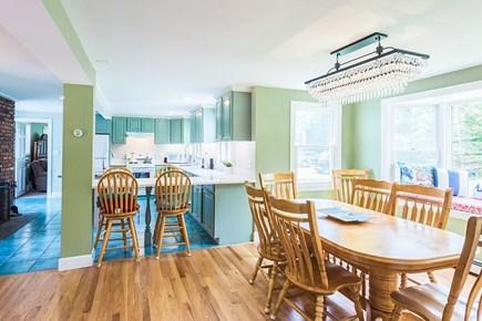 Oak Bluffs Martha's Vineyard vacation rental - Kitchen/dining area