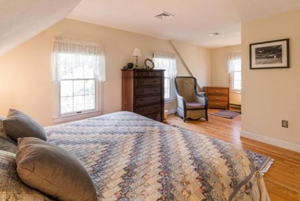 Edgartown Martha's Vineyard vacation rental - Second Floor King Bedroom