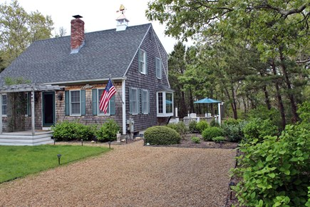 Edgartown Martha's Vineyard vacation rental - Classic Vineyard Cape!