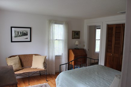 Edgartown Martha's Vineyard vacation rental - Main Floor Bedroom