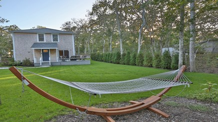 Oak Bluffs Martha's Vineyard vacation rental - The perfect place for an afternoon siesta.