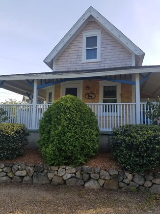Oak Bluffs Martha's Vineyard vacation rental - Front view