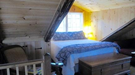 Edgartown Martha's Vineyard vacation rental - Second master also has a small balcony