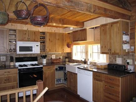 Edgartown Martha's Vineyard vacation rental - Cooks kitchen