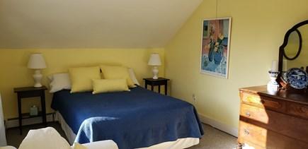 Edgartown Martha's Vineyard vacation rental - Sunny & Bright Antique Furnished Queen Bedroom