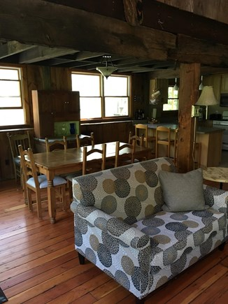West Tisbury Martha's Vineyard vacation rental - Dining room