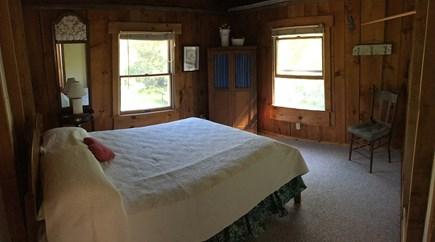 West Tisbury Martha's Vineyard vacation rental - Bedroom 3 - Double bed