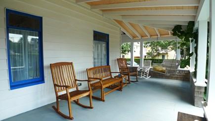 Oak Bluffs Martha's Vineyard vacation rental - Wrap around porch