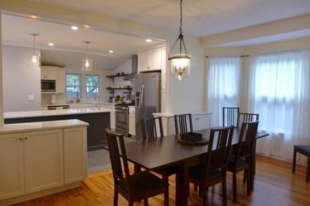 Oak Bluffs Martha's Vineyard vacation rental - Renovated kitchen & dining area