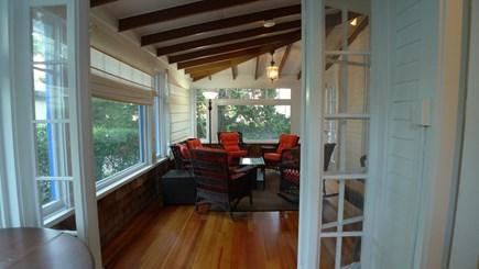 Oak Bluffs Martha's Vineyard vacation rental - Sun room