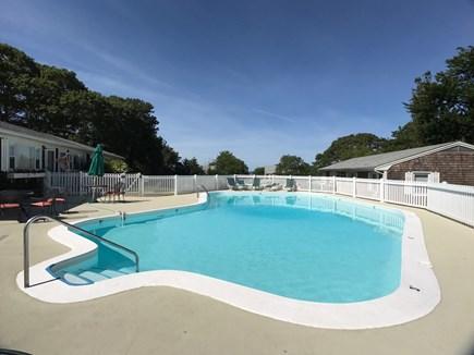Vineyard Haven Martha's Vineyard vacation rental - Association pool even has a distant view of Vineyard Haven Harbor