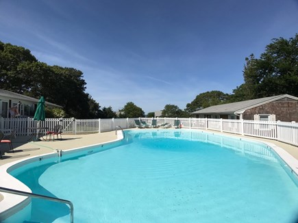 Vineyard Haven Martha's Vineyard vacation rental - Another view of the pool