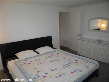 Vineyard Haven Martha's Vineyard vacation rental - Master with kind bed