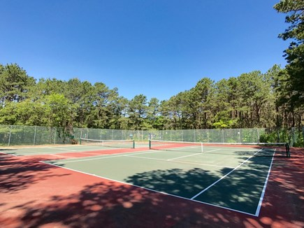 Vineyard Haven Martha's Vineyard vacation rental - Four tennis courts for your pleasure.