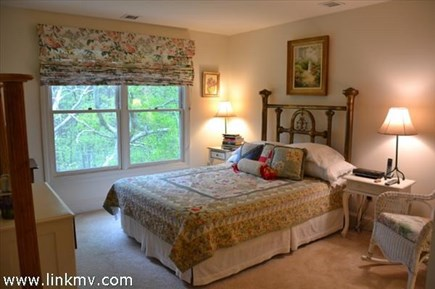 Vineyard Haven Martha's Vineyard vacation rental - 2nd floor queen guest room will have new bed and furnishings.