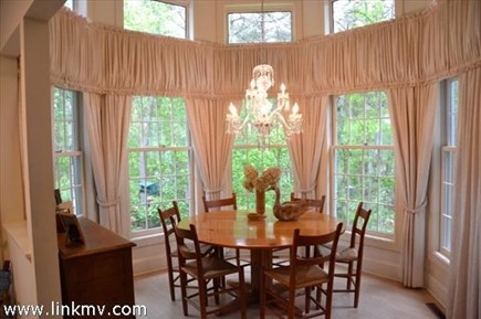 Vineyard Haven Martha's Vineyard vacation rental - Dining room seats six. Updated pictures to follow