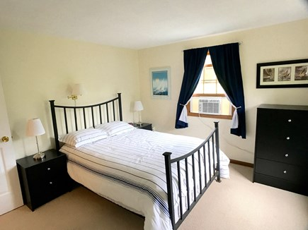 Vineyard Haven Martha's Vineyard vacation rental - Master Bedroom with full bed and bath