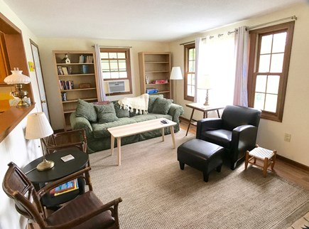 Vineyard Haven Martha's Vineyard vacation rental - Living room