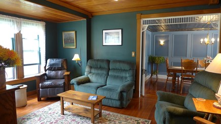 Oak Bluffs Martha's Vineyard vacation rental - Family room