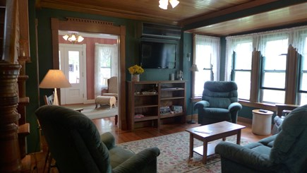 Oak Bluffs Martha's Vineyard vacation rental - Second view of Family room