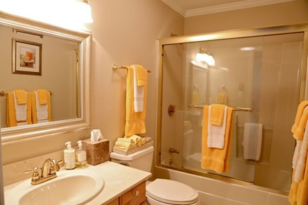 Katama - Edgartown Martha's Vineyard vacation rental - Main Floor Bathroom
