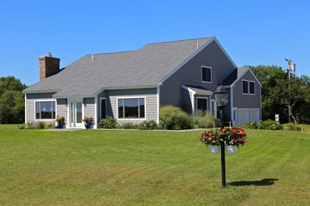 Katama - Edgartown Martha's Vineyard vacation rental - Sunny, open, level lot adjacent to Katama Fields