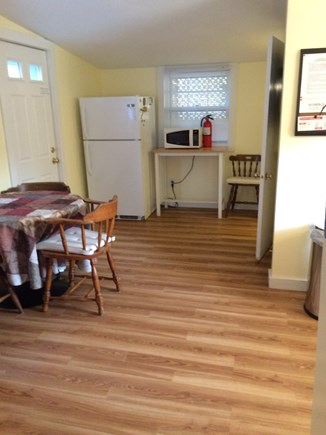 Oak Bluffs Martha's Vineyard vacation rental - Eat-in area looking to rear of home.