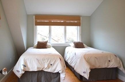 West Tisbury Martha's Vineyard vacation rental - Two twins on second floor