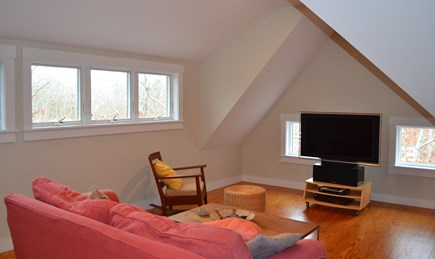 West Tisbury Martha's Vineyard vacation rental - Additional room to relax, watch tv