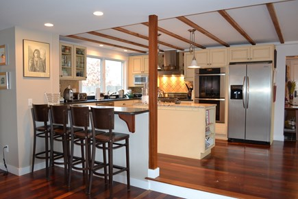 West Tisbury Martha's Vineyard vacation rental - Open Kitchen area