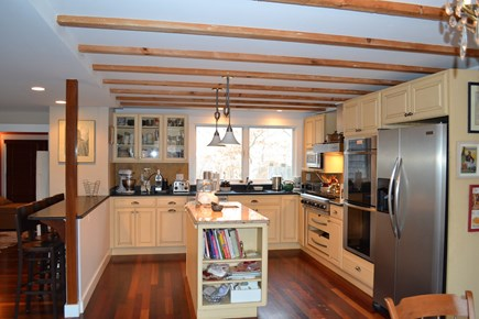 West Tisbury Martha's Vineyard vacation rental - Gourmet Kitchen