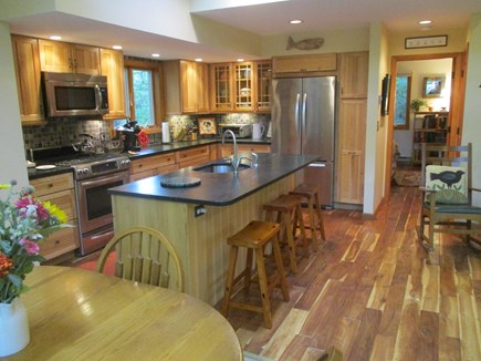 Katama - Edgartown Martha's Vineyard vacation rental - The owners have tried to anticipate your kitchen needs.