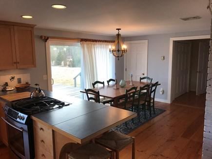 Chilmark Martha's Vineyard vacation rental - Dining Area