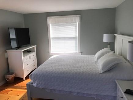 Chilmark Martha's Vineyard vacation rental - Bedroom 1 twin and Queen