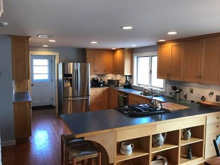 Chilmark Martha's Vineyard vacation rental - Kitchen, well Stocked