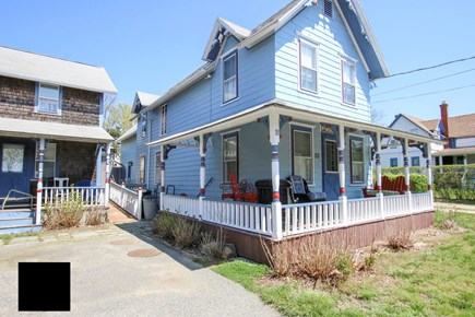 Oak Bluffs, Historic Copeland District/ In Martha's Vineyard vacation rental - Outside of house