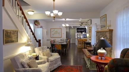 Oak Bluffs, Historic Copeland District/ In Martha's Vineyard vacation rental - Downstairs