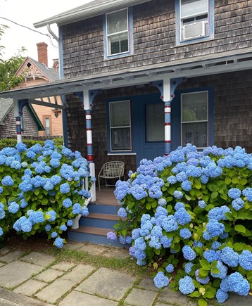 Oak Bluffs, Historic Copeland District/ In Martha's Vineyard vacation rental - Cottage available for extra fee - or separate rental.