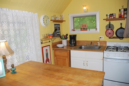 Oak Bluffs Martha's Vineyard vacation rental - Treetop Kitchen