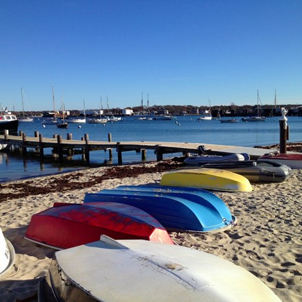 Oak Bluffs Martha's Vineyard vacation rental - Boats everywhere!