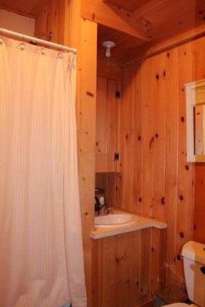 Oak Bluffs Martha's Vineyard vacation rental - Upstairs bathroom with Shower