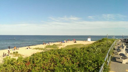 Oak Bluffs Martha's Vineyard vacation rental - 10 minute walk to famous Inkwell Beach