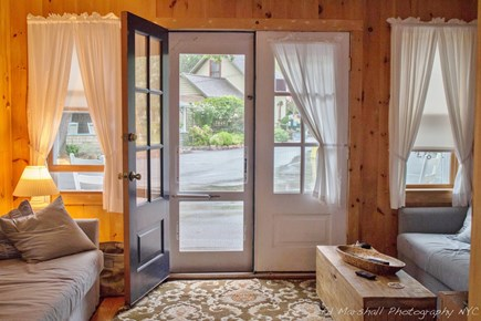 Oak Bluffs  Martha's Vineyard vacation rental - Catch up on your reading or people watch from the Living Room