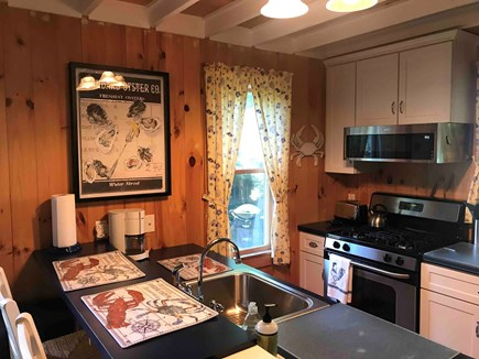 Oak Bluffs  Martha's Vineyard vacation rental - Cook up your favorite New England meal in the updated kitchen