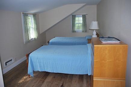 Oak Bluffs Martha's Vineyard vacation rental - Two Twin Bedroom